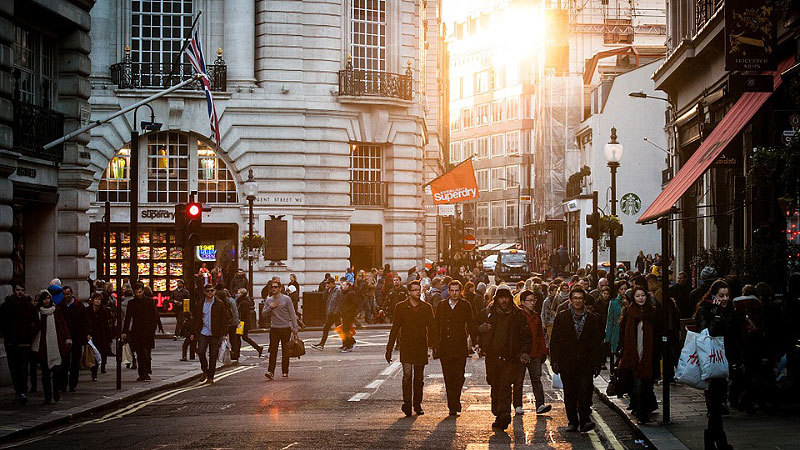 Study Finds Retail Sales Increase Following Brexit