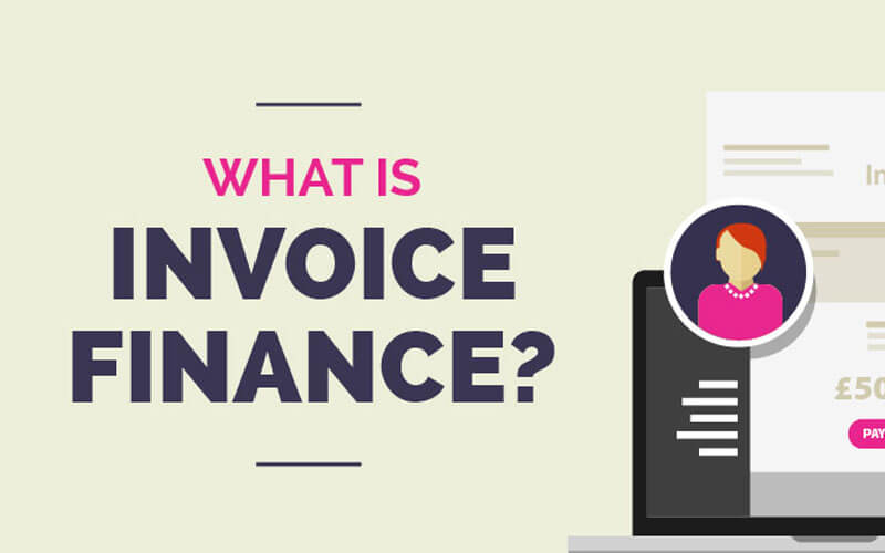 INFOGRAPHIC: What is Invoice Finance? image