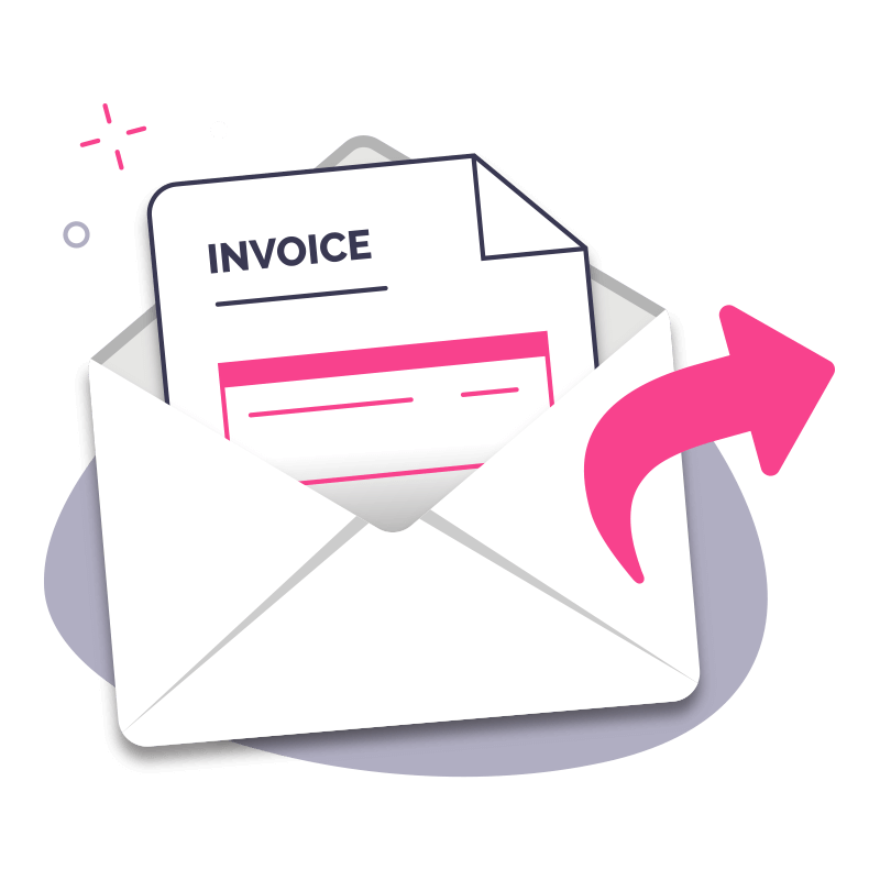 Invoice Finance Step 1 - Invoice your clients as usual
